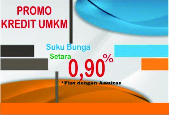 Kredit UMKM Nelayan, Petani, Pedagang, Karyawan Swasta