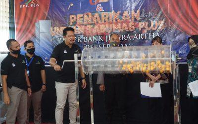 Bank Jepara Artha Gelar Undian Tabumas Plus & Daftar Pemenang Undian 2020